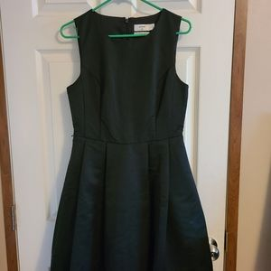 Jason Wu size small fit and flare black dress